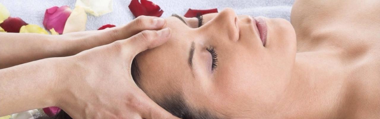 Indian Head & Shoulder Massage